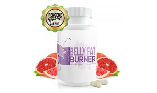 belly fat burner piller